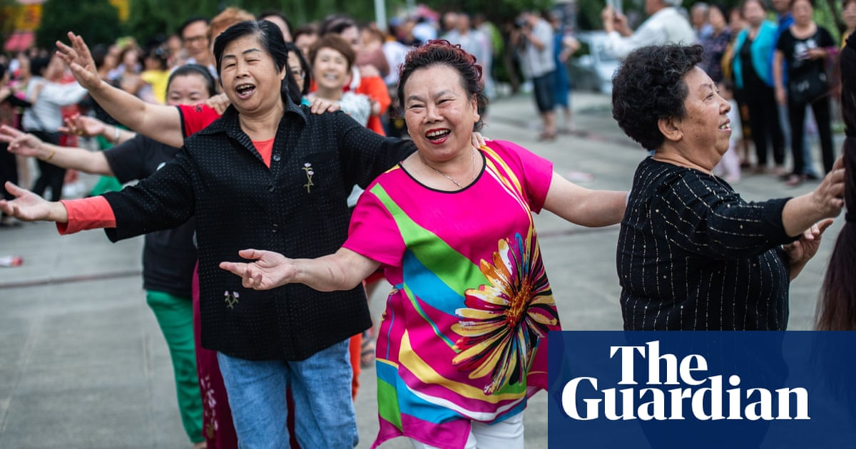 China's noisy 'dancing grannies' silenced by device that disables speakers
