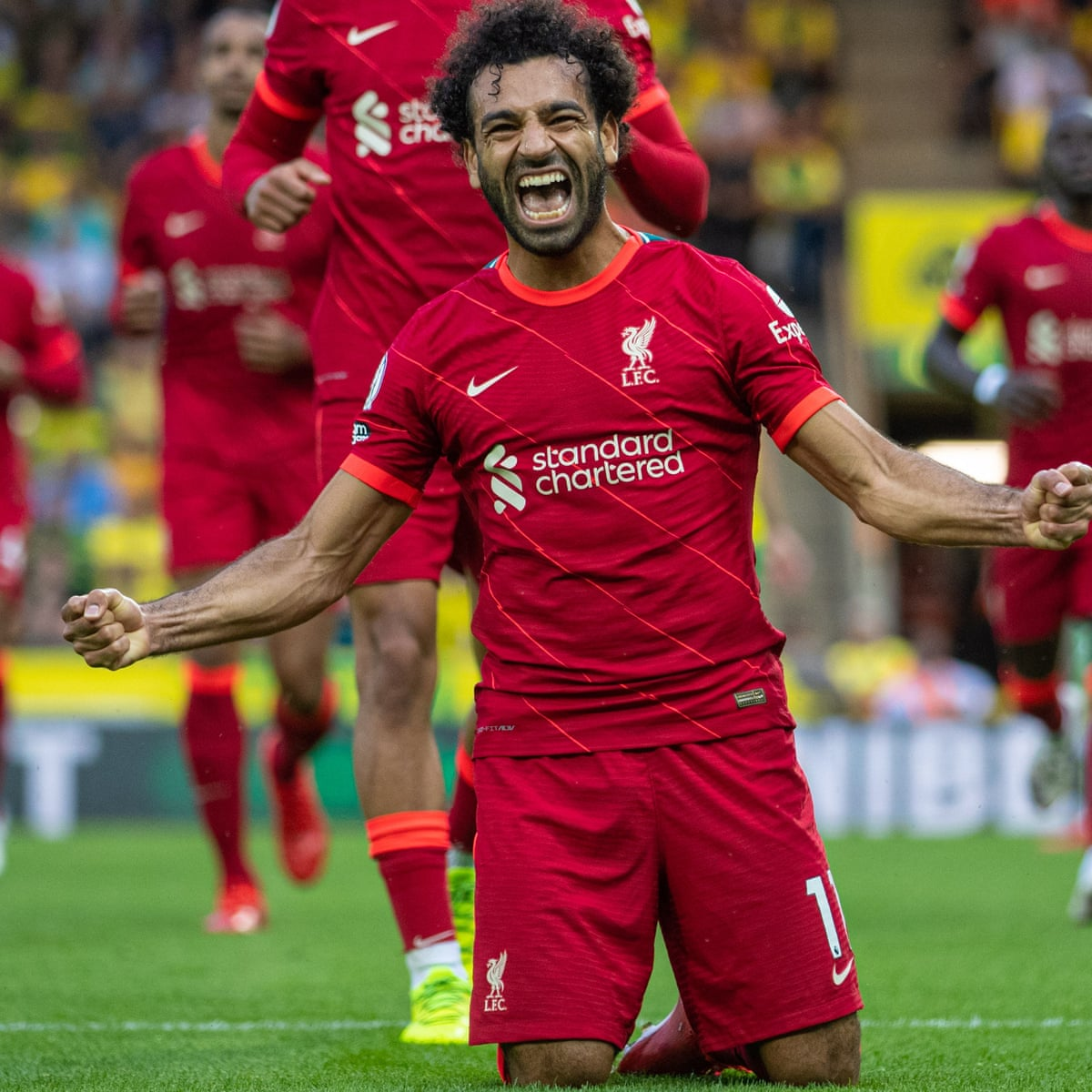 Jürgen Klopp involved in talks over new contract for Mohamed Salah |  Liverpool | The Guardian