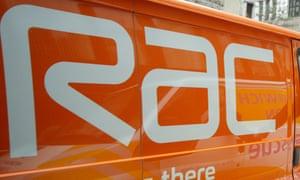 RAC van