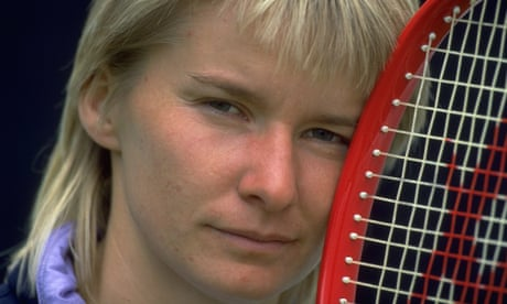 Jana Novotna: former Wimbledon champion's career – in pictures