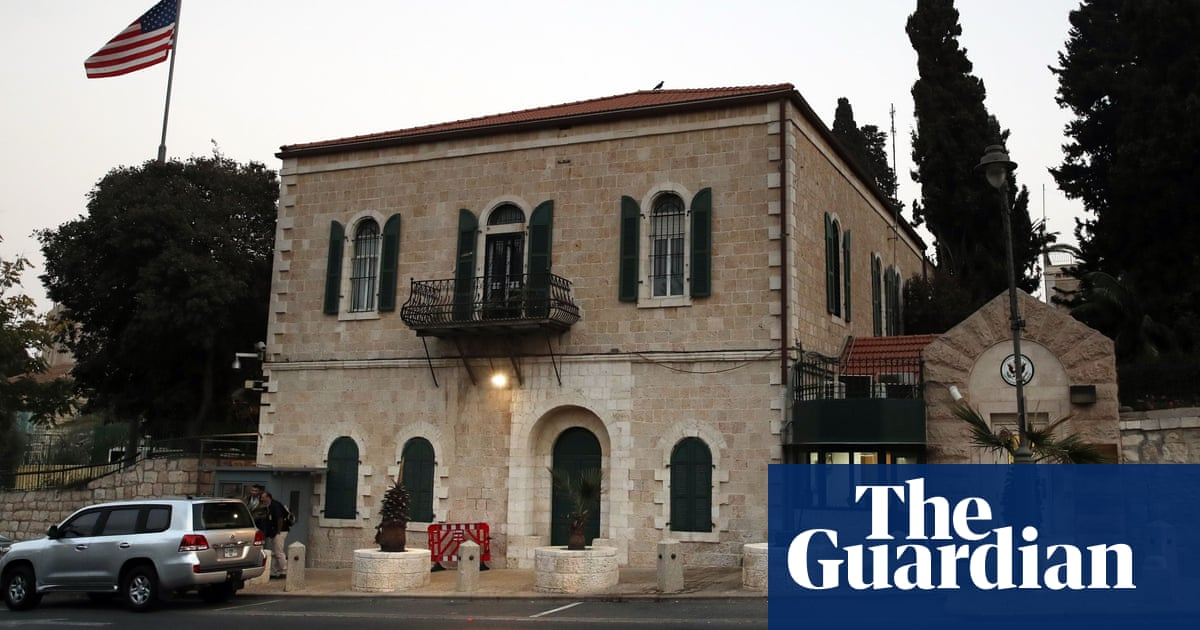 Israel says US plan to reopen Jerusalem consulate is 'bad idea'