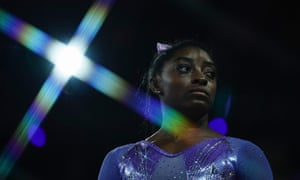 Simone Biles is one of the most dominant athletes of her era