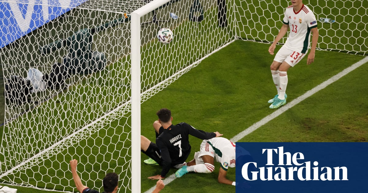Dramatic end to Group F as England get Germany – Euro 2020 Football Daily