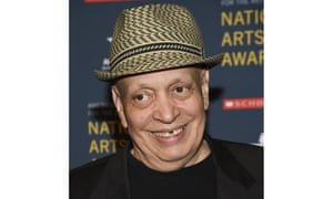 American crime novelist Walter Mosley, pictured at the 2018 National Art Awards, received the Medal for Distinguished Contribution to American Letters from the National Book Foundation.