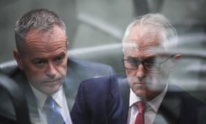 Bill Shorten (left) and Malcolm Turnbull will lead their parties into five byelections expected next month.