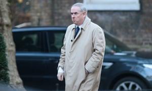 Attorney general Geoffrey Cox
