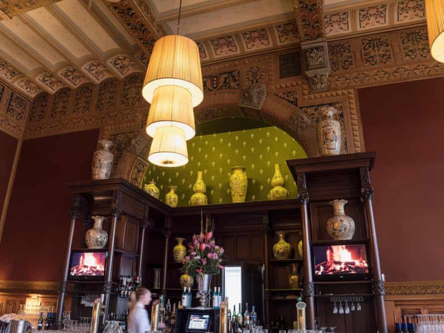 Grand Cafe Restaurant 1e klas im station Amsterdam Centraal, Amsterdam, Province North Holland, Netherlands