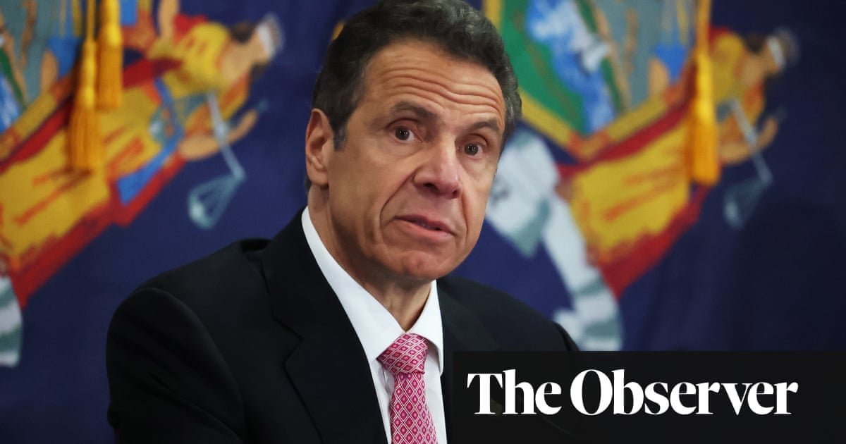 Andrew Cuomo's unraveling: hold on power appears weak amid multiple crises