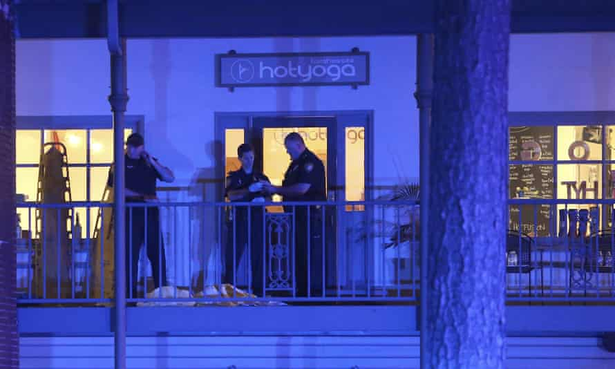 Four people were wounded and two killed in a shooting at a Tallahassee yoga studio.