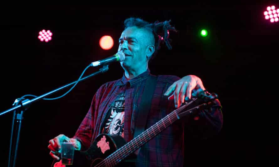 Chuck Mosley performs at Boston Music Room on 10 October 2016 in London