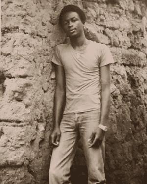 Femi in around 1978.
