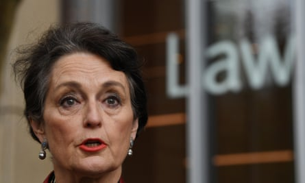 NSW minister Pru Goward is leading the charge in her state.