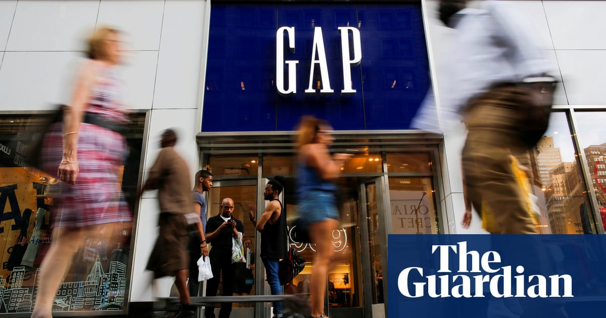 Fashion chain Gap to close 19 stores in the UK and Ireland
