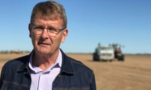 Ian Cole, the former owner of Darling Farms and the chair of Barwon=Darling Water.