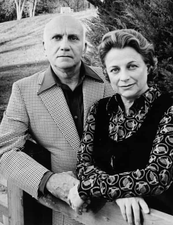 William Masters and Virginia Johnson