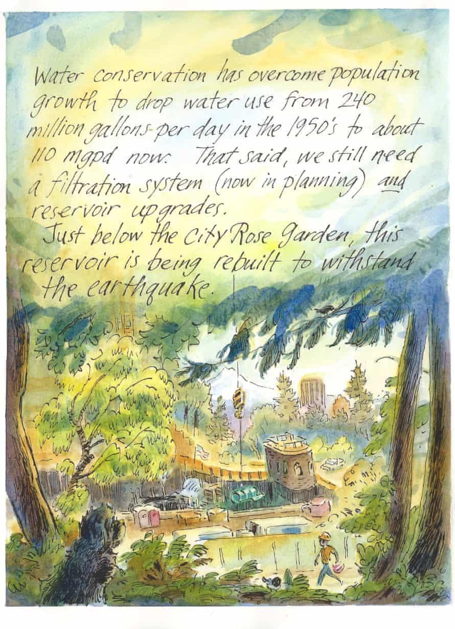 Portland is water by Gabriel Liston