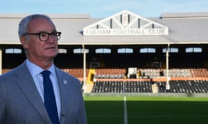 Claudio Ranieri has replaced Slavisa Jokanovic as Fulham manager, marking the Italian's return to the Premier League a little over a year after he was sacked by Leicester City.