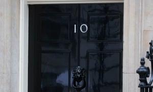 10 Downing Street.