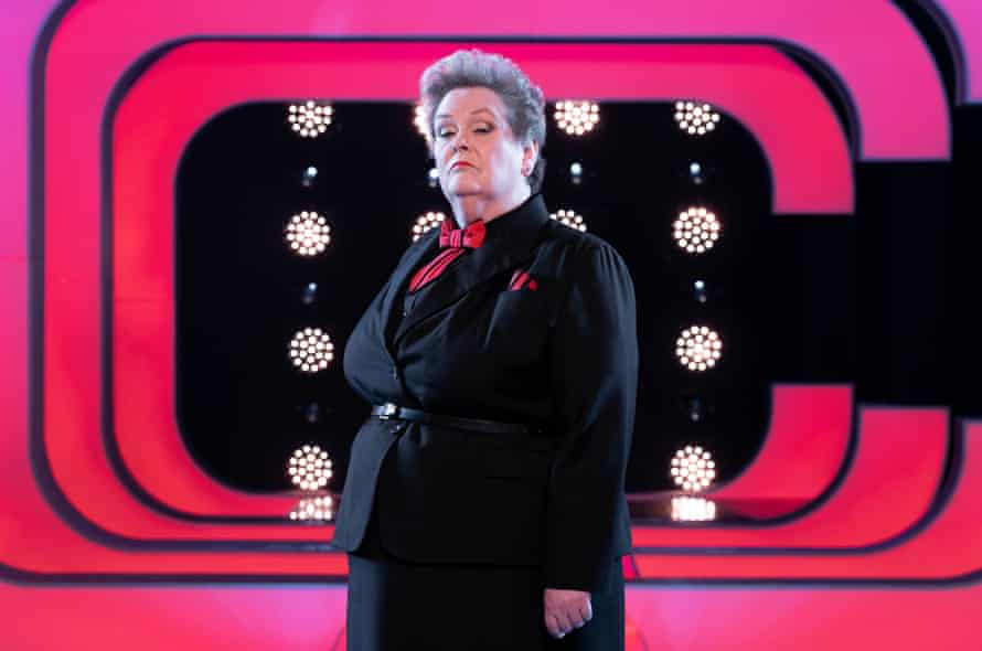 Anne Hegerty on Beat the Chasers