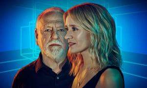 Kenneth Cranham and Anne-Marie Duff, the cast of Heisenberg