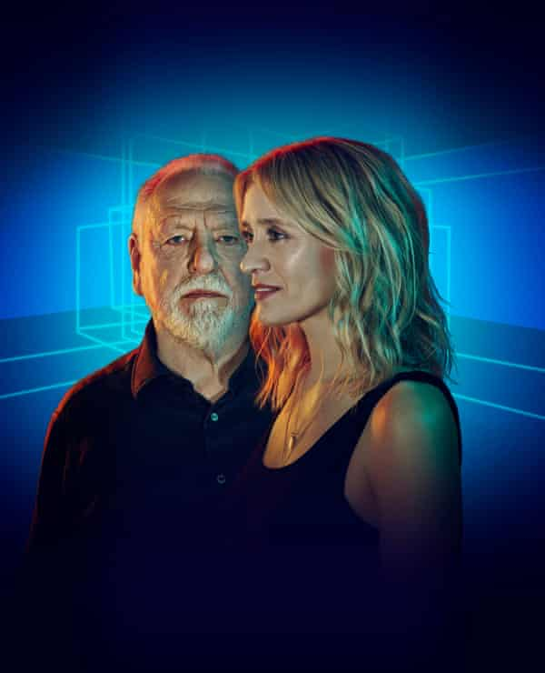 More screwball comedy than physics lecture …Heisenberg stars Kenneth Cranham and Anne-Marie Duff.