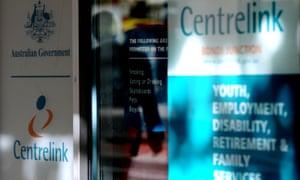 Centrelink office at Bondi Junction