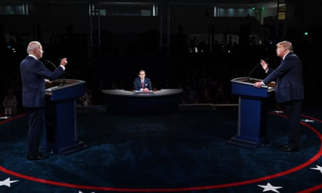 What does the first climate question at a US debate in 20 years reveal?