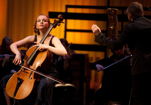 Sheku Kanneh-Mason, the royal wedding cellist, and other young