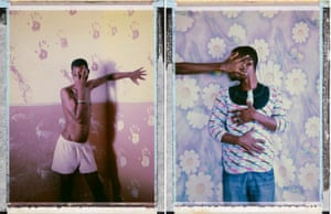 Image from 'Where Love Is Illegal', a project documenting and sharing LGBT stories of discrimination and survival