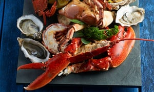 'The whole experience was unimprovable': the Crab House Cafe near Weymouth.