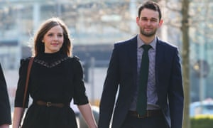 Daniel and Amy McArthur are seeking to overturn a judgment that found their refusal to make a cake with a pro-gay marriage message was unlawful.
