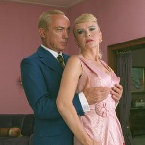 Udo Kier with Katrin Sass in Oskar Roehler's Lulu and Jimi (2009)