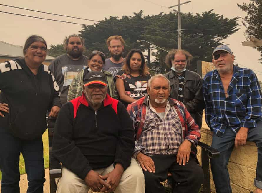 The Lake Tyers Aboriginal community in East Gippsland