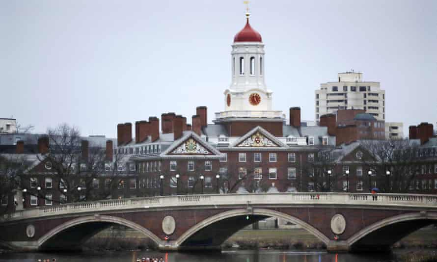 'Sea level rise caused by climate change even threatens Harvard's campus.'