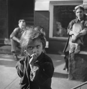 Gypsy Girl, Chicago, 1949