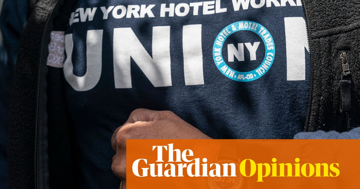 Americans are more pro-union – and anti-big business – than at any time in decades