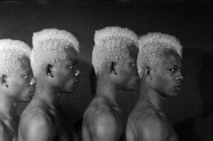 Four Twins, 1985, by Rotimi Fani-Kayode