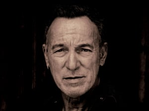 This most recent portrait, was taken at Springsteen's studio in Colts Neck, New Jersey in April. 'It was a session done to finish off my book,' says Stefanko, 'and it completes what will be almost 40 years of our collaboration'
