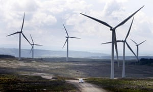 'In recent months, our government has hit the brakes on onshore wind and solar energy, on energy efficiency, and on community renewable schemes.'