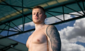Adam Peaty is representing England and aiming for another gold at the Commonwealth Games in Australia.