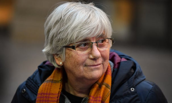 Ex-Catalan minister vows to fight 'politically motivated' extradition | Scotland | The Guardian