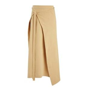 Beige tie-side, £165, joseph-fashion.co.uk