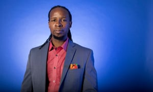 Ibram X Kendi: ' I really want to speak to open-minded people, not closed-minded people.'
