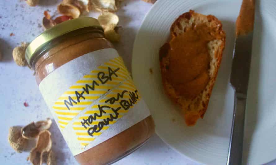 Mamba, Haitian peanut butter.