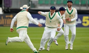 Ireland gave Pakistan a scare in their inaugural Test in May