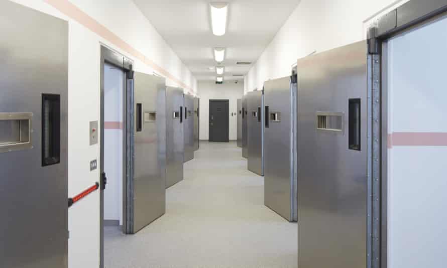 Keynsham custody suite and prosecution and investigation facility.