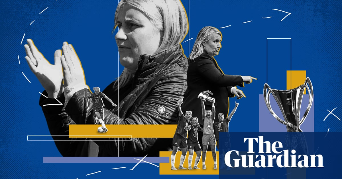 'She has a skill you can't buy': the making of Chelsea's Emma Hayes