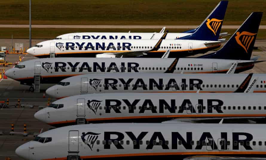 Ryanair has again cut 2021 passenger forecasts.