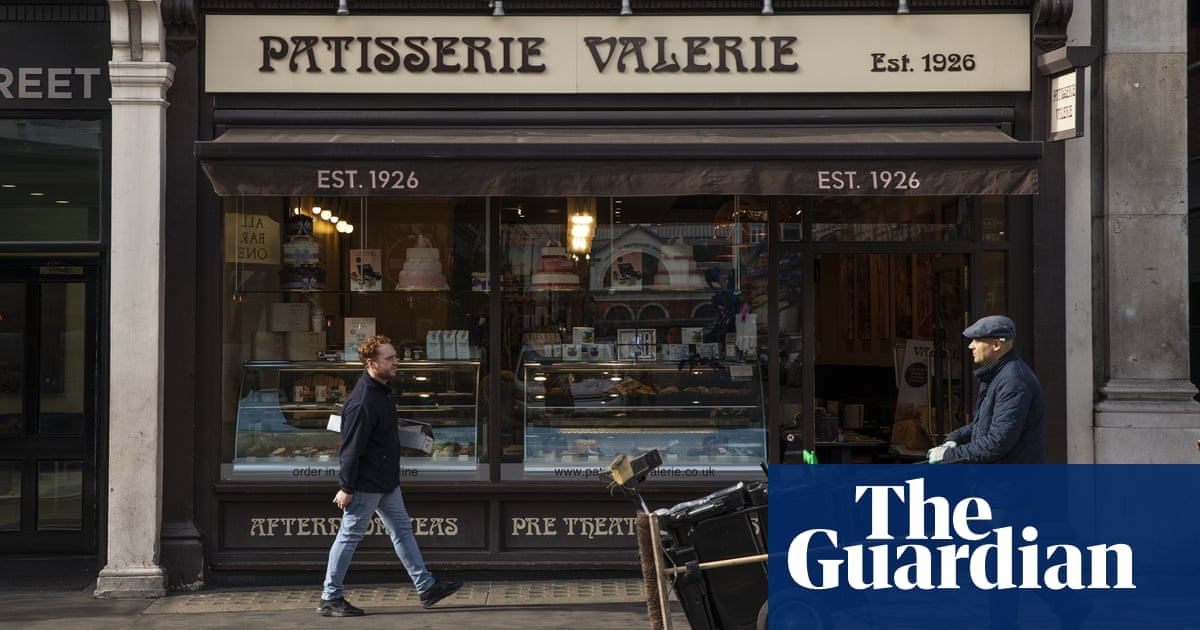 Patisserie Valerie to cease trading without 'immediate injection of capital'