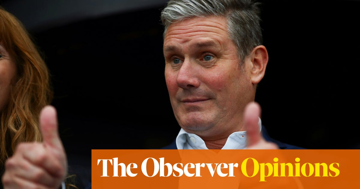 Sir Keir Starmer is under pressure to deliver the performance of his life